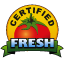 Critics Certified Fresh