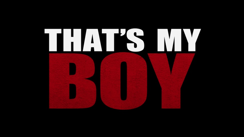 Video Music and Movies Streaming and DownloadThats My Boy Full Movie ...
